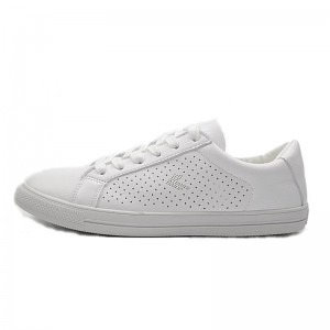 Fei Yue - Chaussures Scolaires - Chaussures à lacets blanches